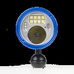 Audacious Dive Light Series 189 Front Ball - Blue