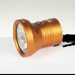 Audacious Dive Light Head Series 189 - Orange