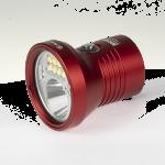 Audacious Dive Light Head Series 189 - Red