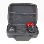 Audacious Dive Light Series 189 Soft Case - Red