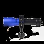 Arran Duiklamp Serie 1K Spot Ring Adapter - Blauw