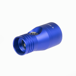 Arran Lampkop Serie 1K Spot - Blauw