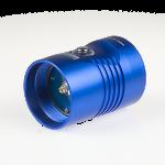Cruit Video Lampkop Serie 5K - Blauw