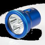 Doolin Dive Light Head Series 4K – Blue