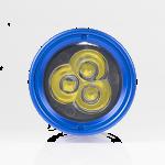 Laurentic Dive Light Series 3K Spot - Blue