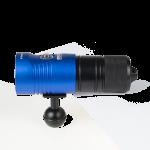 Laurentic Dive Light Series 3K Spot Front Ball – Blue