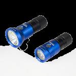 Rosgill Dive Light set Audacious Laurentic - Blue