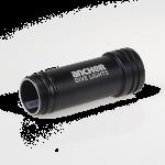 Duiklamp Body Serie 1K - Zwart