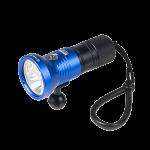 Audacious Dive Light Series 189 Lanyard – Blue