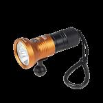 Audacious Dive Light Series 189 Lanyard – Oranje