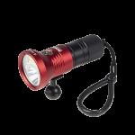 Audacious Dive Light Series 189 Lanyard – Red
