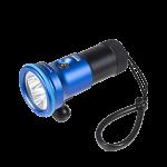 Doolin Dive Light Series 4K Lanyard - Blue