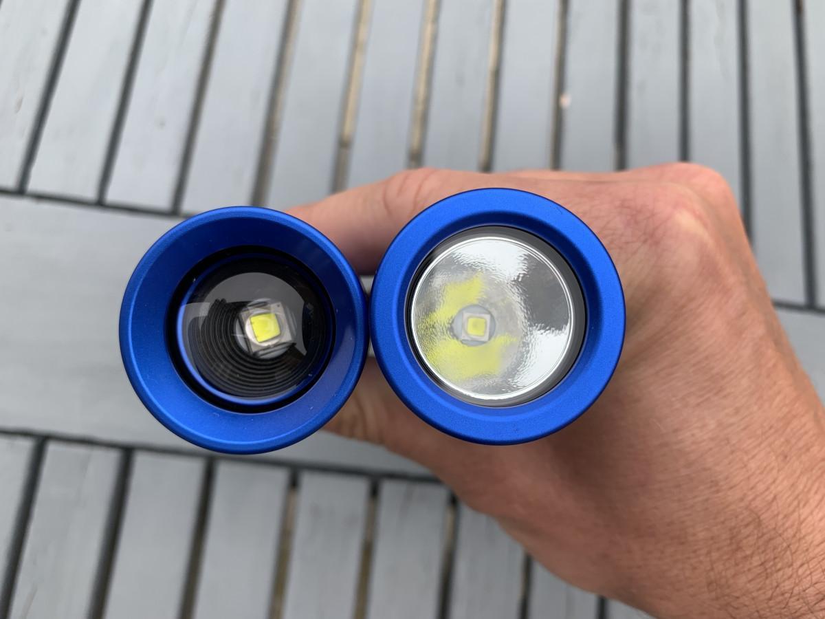 Best Backup Dive Light Scuba Diver Choice Award Winner