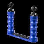 Bluestack Dive Light Tray 2 Handles - 22 cm - Blue