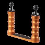Bluestack Dive Light Tray 2 Handles - 22 cm - Orange
