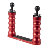 Bluestack Dive Light Tray 2 Handles - 22 cm - Red