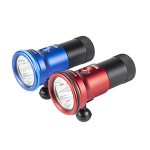 Doolin Dive Light Series 4K Spot – Blue - Red