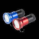 Doolin Dive Light Series 4K Spot – Blue - Red