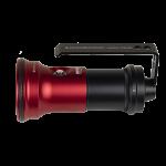 Divelight Doolin Series 4K - Red - Torch Handle Knockmealdown