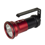 Doolin Dive Light Series 4K Spot Goodman Handle – Red
