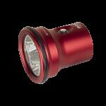 Doolin Dive Light Head Series 4K – Red