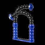 Bluestack Dive Light Tray 2 Locline – 22 cm – Blue