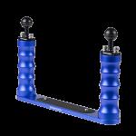 Bluestack Dive Light Tray 2 Handles – 30 cm – Blue