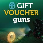 Gift Voucher - Guns - 150 euro