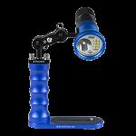 Bluestack Dive Light Tray - 15cm - Series 189 - Blue