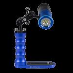 Bluestack Dive Light Tray - 15cm - Series 5K - Blue