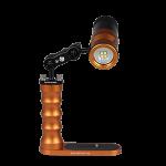 Bluestack Dive Light Tray - 15cm - Series 5K - Orange