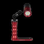 Bluestack Dive Light Tray - 15cm - Series 5K - Red