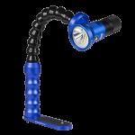 Bluestack Dive Light Tray - Flex-arm - 15cm - Series 189 - Blue