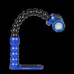 Bluestack Dive Light Tray - Flex-arm - 15cm - Series 5K - Blue