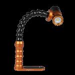 Bluestack Dive Light Tray - Flex-arm - 15cm - Series 5K - Orange